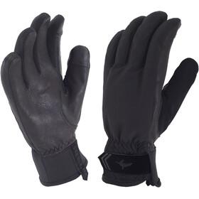 Sealskinz All Season Gloves Herren black/charcoal